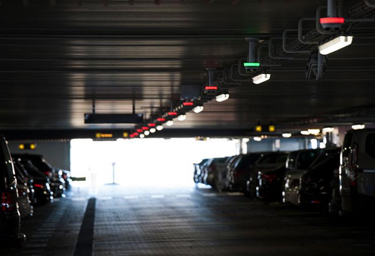 Scanview Group - innovative systemer til parkering og trafik
